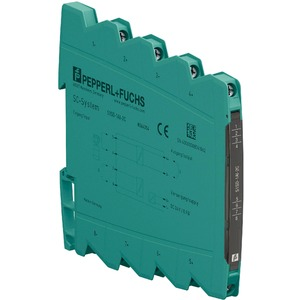 Transmitterspeisegerät / Signal-Splitter 1-kanalig 24 V DC Versorgung