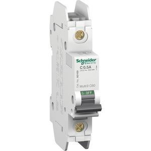Leitungsschutzschalter C60N 1P 15A C UL489A/BOX LUG/B