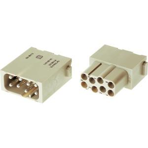 Modul Han EE Buchse 8 Kontakte 16 A 400 V