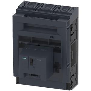 Sicherungslasttrennschalter 3pol. NH2 400A Montageplattenaufbau Abdeck