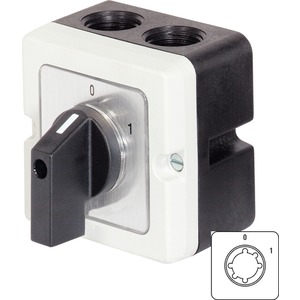 Ein-Aus-Schalter 3-polig 0-1