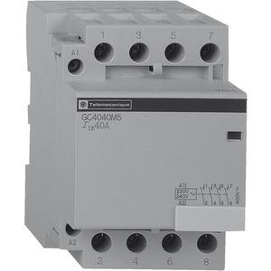 Schneider Electric Installationsschütz 63A 4S GC6340M5