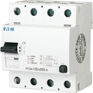 Fehlerstromschutzschalter 4p 125A 100mA Typ AC