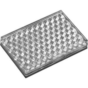 Reflektor rechteckig 80 x 50mm selbstklebend