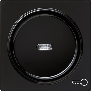 Wippe Kontroll Symbol Schlüssel für S-Color schwarz