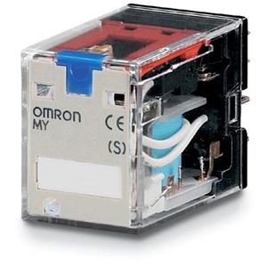 Schaltrelais Ag-Kontakte - 2 Wechsler 30VDC 250V