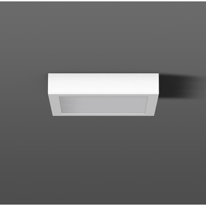 TOLEDO FLAT LED Anbaudownlight 24W 3000K 301x301x58mm