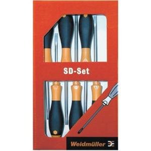 Schraubendreher 2,5-5,5/PH1/2 SCHRAUBENDR.-SET