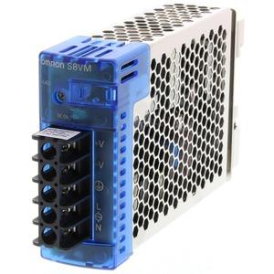 Schaltnetzteil Metallgeh.PSU 50W 100/240 VAC / 24 VDC / 2,2 A Alarm