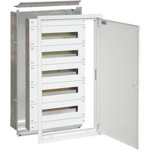 ERA Unterputz Flachverteiler (BxHxT) 800 x 800 x 100 mm RAL 9016