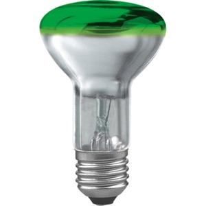 Glühlampe Reflektor R63 40 Watt E27 Grün
