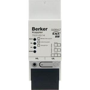Koppler REG instabus KNX/EIB lichtgrau