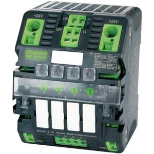 MICO + Lastkreisüberwachung 24V DC 4-kanal 4 - 6 - 8 - 10A einstellbar