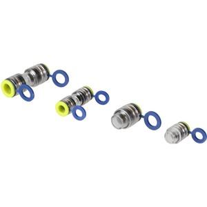 Tube Verbinder 5mm / 7mm Bohrung 3,5 / 5,5mm
