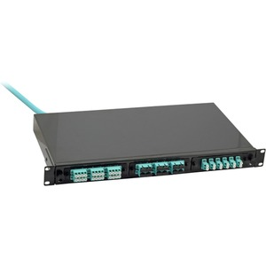 Ausziehbare Verteilerbox für 3xMTP / MPO-Kassetten unbestückt