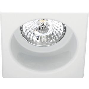 MILANO SMALL Q LED Einbaustrahler 1x7W 3000K 700lm 38° weiß +Konv.