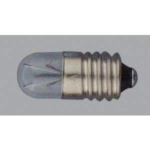 Glimmlampe 0,6 mA 230 V E10 9,7x25mm