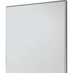 Trennwand für TS für Schränke (HxT) 2000 X 600 mm verzinkt