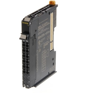NX-E/A-Modul 4 Analogausgänge Auflösung 1/30000 10µs je Ausgang