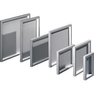 Bedientableau Montage als Tür und auf Rückwand möglich