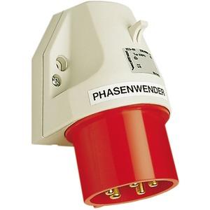 Phasenwender G - Ste. 32A 5P 400V 6h IP44