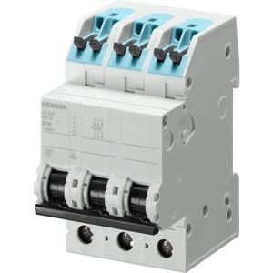 Leitungsschutzschalter 13A 400V 6kA 3-polig Type B