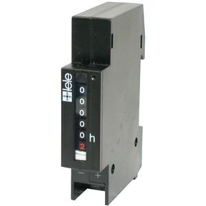 Betriebsstundenzähler TBW70.18 230VAC 50Hz 99.999 Stunden,