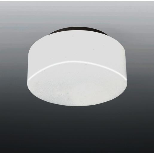 Electroplast 19041 IP44 | DeckenWandleuchte 1x60W E27 Glas