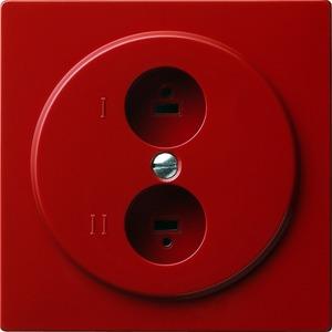 Stereo-Lautsprecher Steckdose für S-Color rot