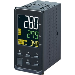 Temperaturregler 1/8DIN 48 x 96mm 12VDC Pulsausgang 2 Hilfsausgänge