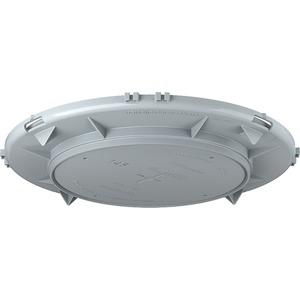 HaloX 180 Frontteil Einbaudurchmesser 145 mm für Ortbeton