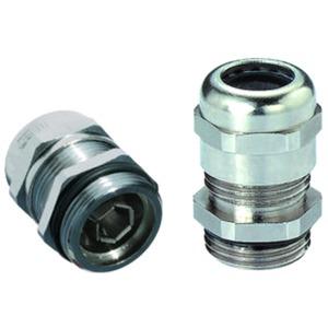 Kabelverschraubung-EMV-PERFECT 50.625 M/EMVD M25x1,5 Messing/Ni.