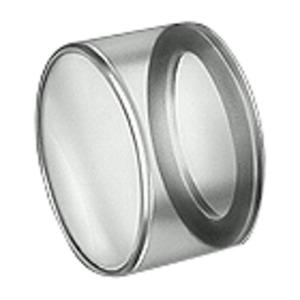 Schutzkappe klar Silikon für Drucktaster flacher und hohem Druckknopf