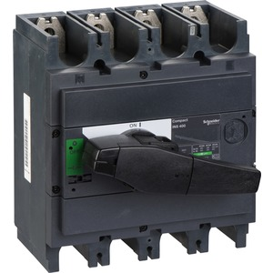 Lasttrennschalter 400A 4-polig INS400 Interpact