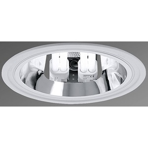 Einbau-Downlight Reflektor hochglänzend doma DESD 195 2/26 EVG dim ws
