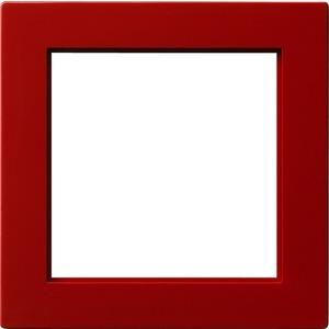 Adapterrahmen 50x50 quadratisch für S-Color rot