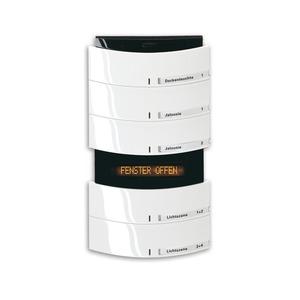 Systemtechnik KNX triton Bedienelement 5/10-fach MF/IR