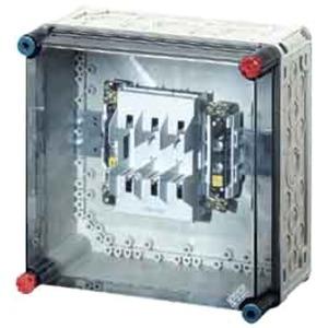 MI 4205 MI-NH-Sicherungsgehäuse 1xNH00 3pol 125A +PE +N