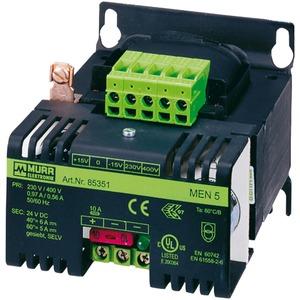 MEN 1/2-phasig - gesiebt. IN: 230/400 +/- 15V AC OUT / 24V DC / 7.5 A