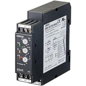 Überwachungsrelais1-Phase Über- oder Unterspannung bis 600 VAC/DC