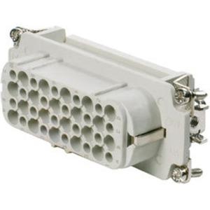 Einsatz HDC Buchse 250 V 10 A HD 40 FC