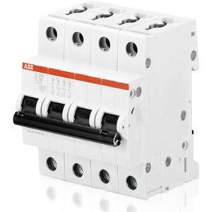 S204-C16 Sicherungsautomat C-Char. 6 kA 16 A 4P