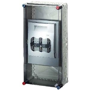 MI 5452 MI-NH-Sicherungslastschaltergehäuse 1xNH 2 3pol 400A +PE +N