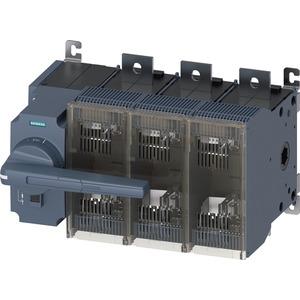Lasttrennschalter mit Sicherung 800A BG 5 - 3p für NH-Sich. Gr. 2 / 3