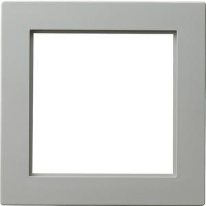Adapterrahmen 50x50 quadratisch für S-Color grau