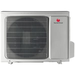Außeneinheit für Klimagerät vivAIR Mono-Split SDH 17-025 NW