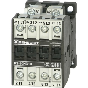 Leistungsschütz K3-10ND10 230 3~400V 220-240V
