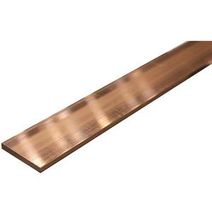 Flach-CU 25x5 L 4,2 m