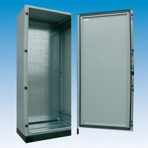 Anreihverteiler Schrank TSRM mit Tür 400 x 1400 x 1000 mm