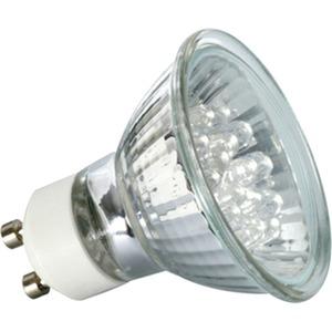 LED Reflektor 20° 1W GU10 230V 51mm Warmweiß